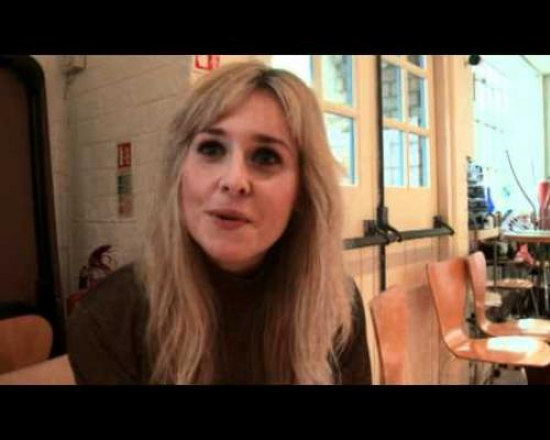 Diana Vickers - Behind The Scenes at The X Factor