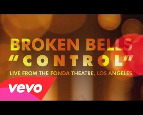 Broken Bells - Control (Live at Fonda)
