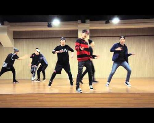 GOT7_Girls Girls Girls_Dance Practice #2