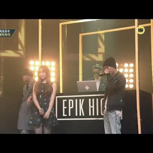 EPIK HIGH - '헤픈엔딩(HAPPEN ENDING)' (Feat. SUHYUN of AKMU) 1023 M COUNTDOWN