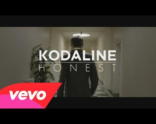 Kodaline - Honest (Official Lyric Video)