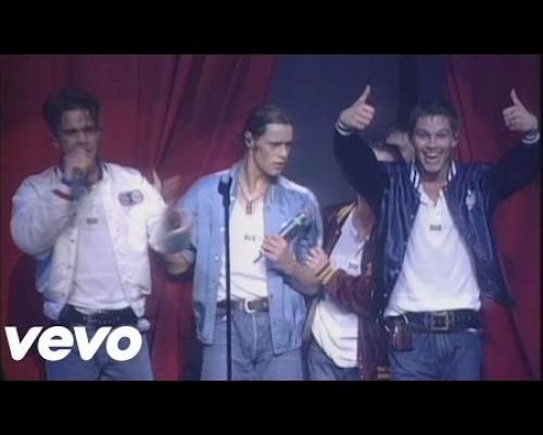 Take That - Rock 'N' Roll Medley (Live in Berlin)