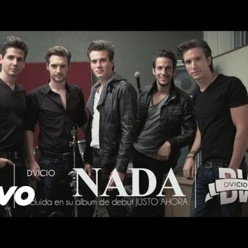 Dvicio - Nada (Audio)